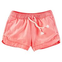 Girls 4-8 OshKosh B'gosh® Solid Shorts