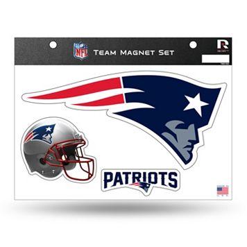 New EnglandPatriots Team Magnet Set