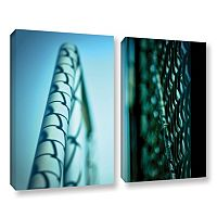 ArtWall Easy Come Easy Go Canvas Wall Art 2-piece Set
