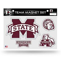 Mississippi State Bulldogs Team Magnet Set