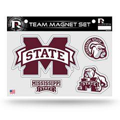 Mississippi State Bulldogs Team Magnet Set