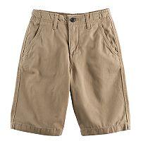 Boys 8-20 Urban Pipeline® Twill Chino Shorts