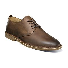 Nunn Bush Gordy Men's Leather Plain Toe Casual Oxford Shoes