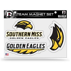 Southern Miss Golden Eagles Team Magnet Set