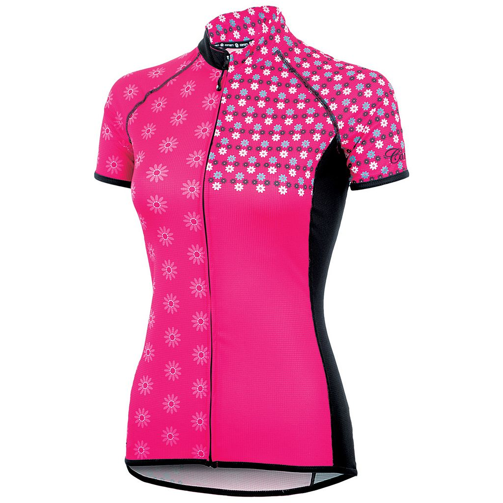 Women's Canari Ditsy Cycling Jersey