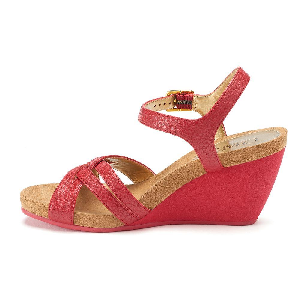 Chaps Reine Women's Wedge Sandals