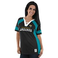 Women's Majestic Jacksonville Jaguars Draft Me Fashion Top
