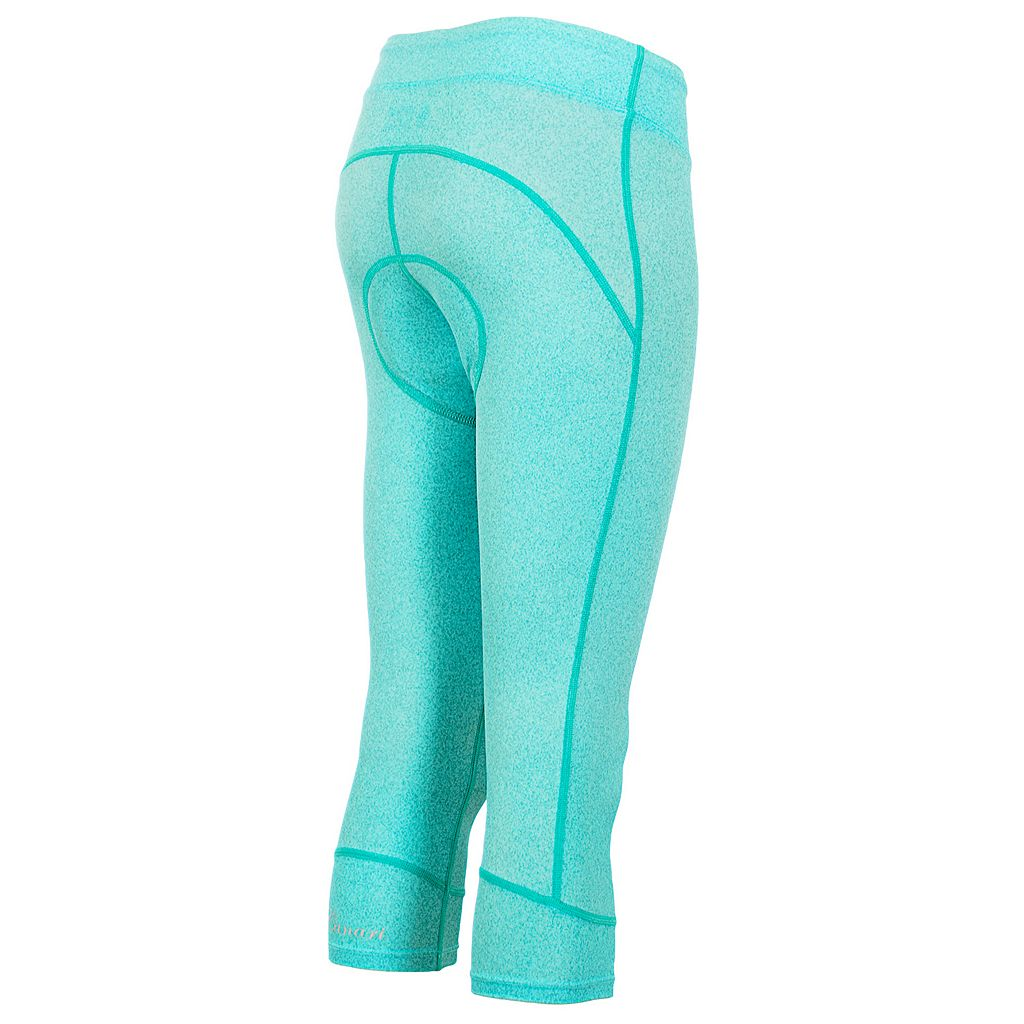 Women's Canari Static Gel Cycling Capris