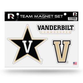 Vanderbilt Commodores Team Magnet Set