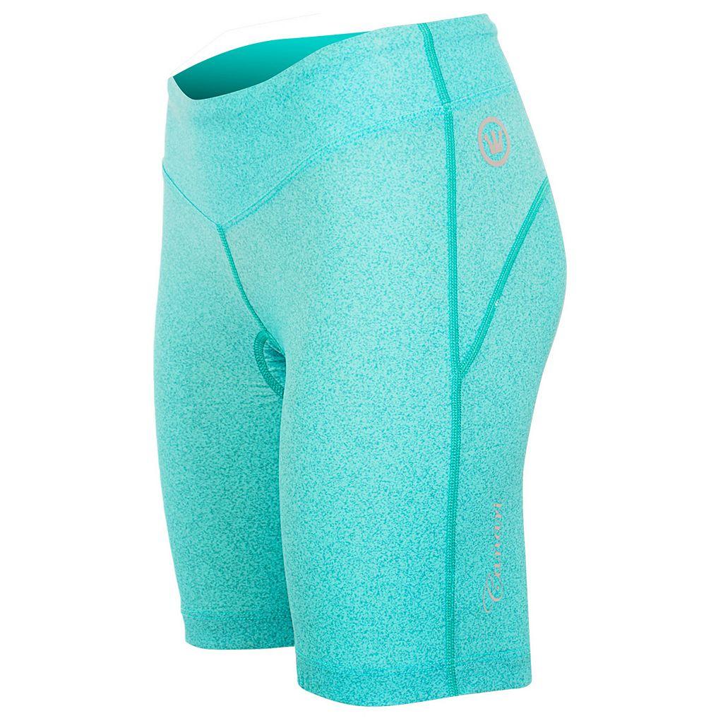 Women's Canari Static Print Cycling Shorts