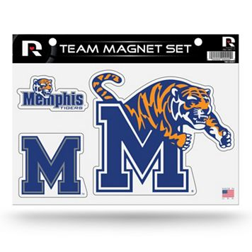 Memphis Tigers Team Magnet Set