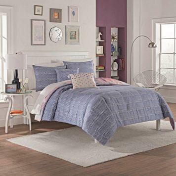 Vue 5-piece Tassa Reversible Comforter Set