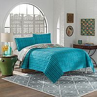 Vue 3-piece Daria Reversible Quilt Set