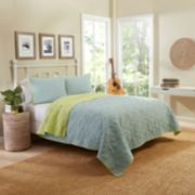 Vue Zuma Beach Reversible Quilt Set