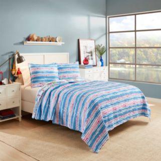 Vue Second Wind Reversible Quilt Set