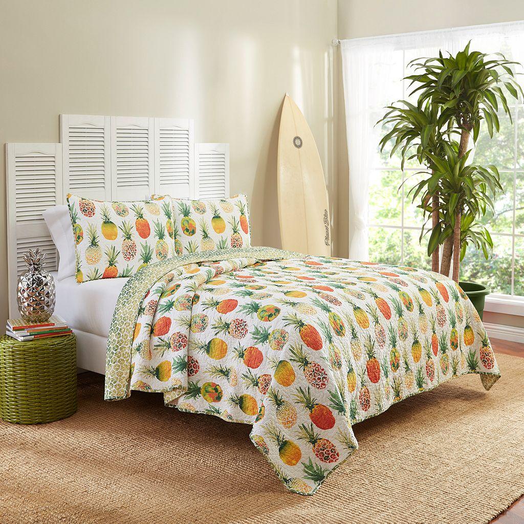 Vue Kokomo Reversible Quilt Set