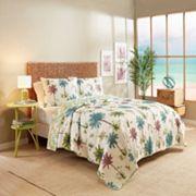 Vue Arcadia Reversible Quilt Set