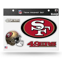 San Francisco 49ers Team Magnet Set