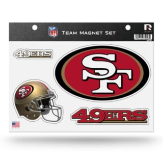 San Francisco 49ers Team Magnet Set