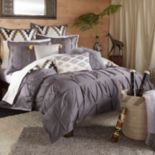 Vue 3 pc Harper 300 Thread Count Duvet Cover Set