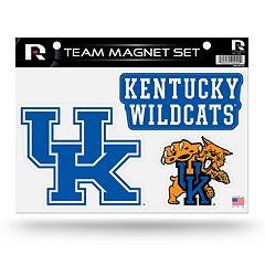 Kentucky Wildcats Team Magnet Set