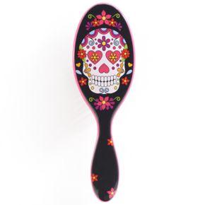 Wet Brush Detangler Hair Brush - Sugar Skull Pink