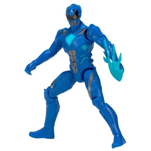 "Power Rangers Movie The Blue Ranger 5"" Action Figure"