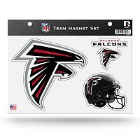 Atlanta Falcons Team Magnet Set