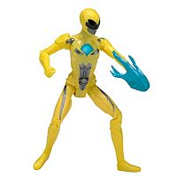 Power Rangers Movie The Yellow Ranger 5