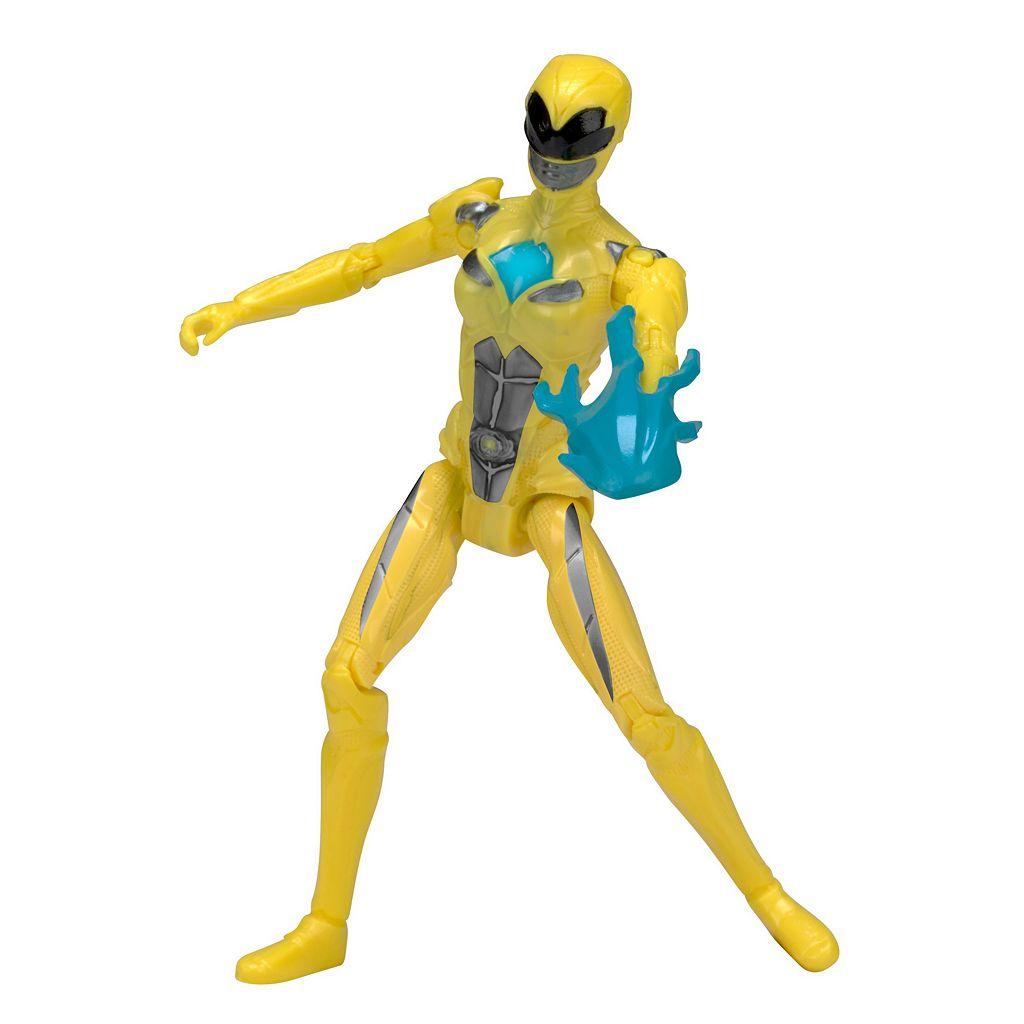 Power Rangers Movie The Yellow Ranger 5