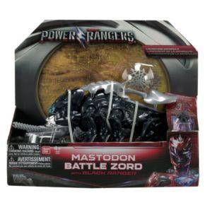 Power Rangers Movie Mastodon Battle Zord and Figure Pack