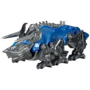 Power Rangers Movie Triceratrops Battle Zord and Figure Pack