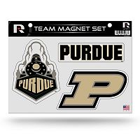 Purdue Boilermakers Team Magnet Set