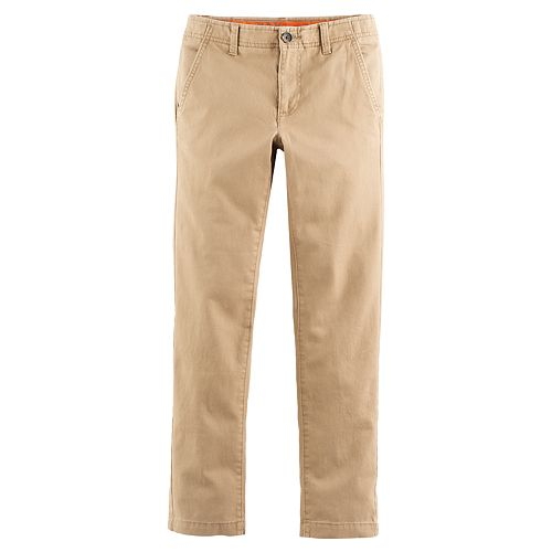 Boys 8-20 Urban Pipeline® Slim-Fit Stretch Chino Pants