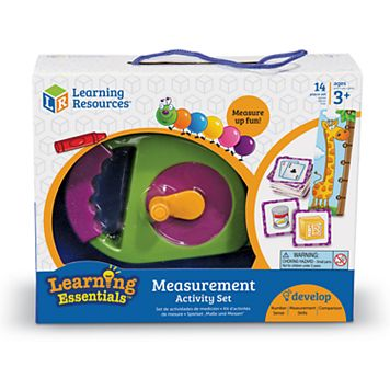 Learning Resources Measurement Activity Set