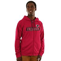 Men's Majestic Atlanta Falcons Game Elite Hoodie