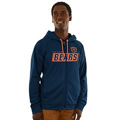 Men's Majestic Chicago Bears Game Elite Hoodie