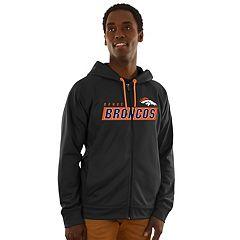 Men's Majestic Denver Broncos Game Elite Hoodie