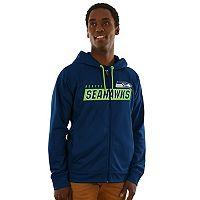 Men's Majestic Seattle Seahawks Game Elite Hoodie