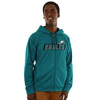 Men's Majestic Philadelphia Eagles Game Elite Hoodie