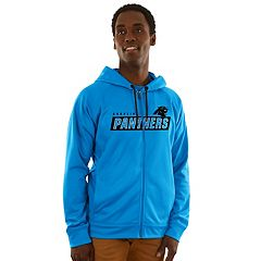Men's Majestic Carolina Panthers Game Elite Hoodie