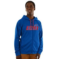 Men's Majestic Buffalo Bills Game Elite Hoodie