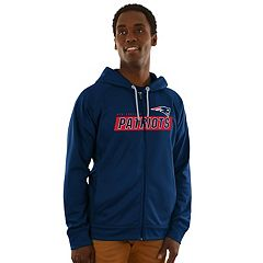 Men's Majestic New England Patriots Game Elite Hoodie