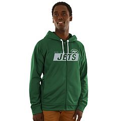 Men's Majestic New York Jets Game Elite Hoodie