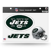 New York Jets Team Magnet Set