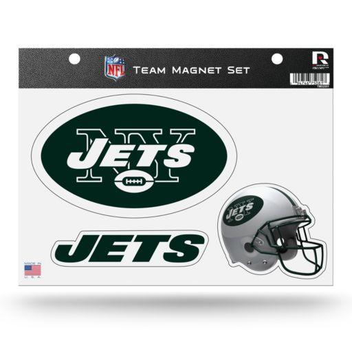 New York Jets Team Magnet Set
