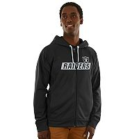 Men's Majestic Oakland Raiders Game Elite Hoodie