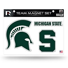 Michigan State Spartans Team Magnet Set