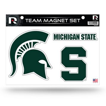Michigan State Spartans Team Magnet Set