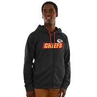 Men's Majestic Kansas City Chiefs Game Elite Hoodie